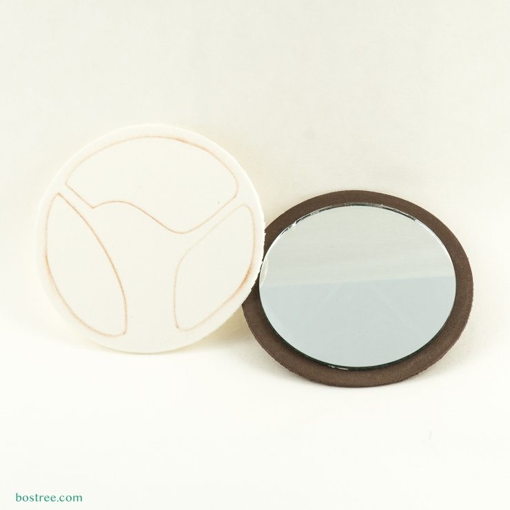 icon customizable disc and mirror