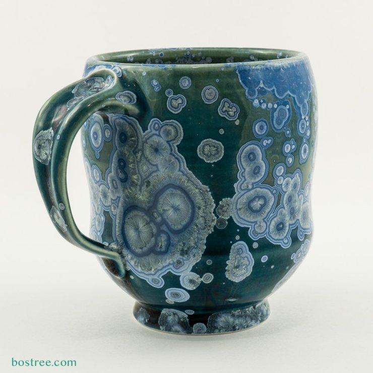 Crystalline Glaze Mug by Andy Boswell #AB00516