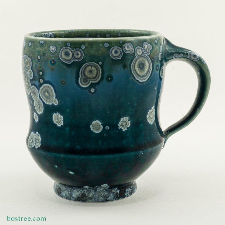 Crystalline Glaze Mug by Andy Boswell #AB00543 AB00543
