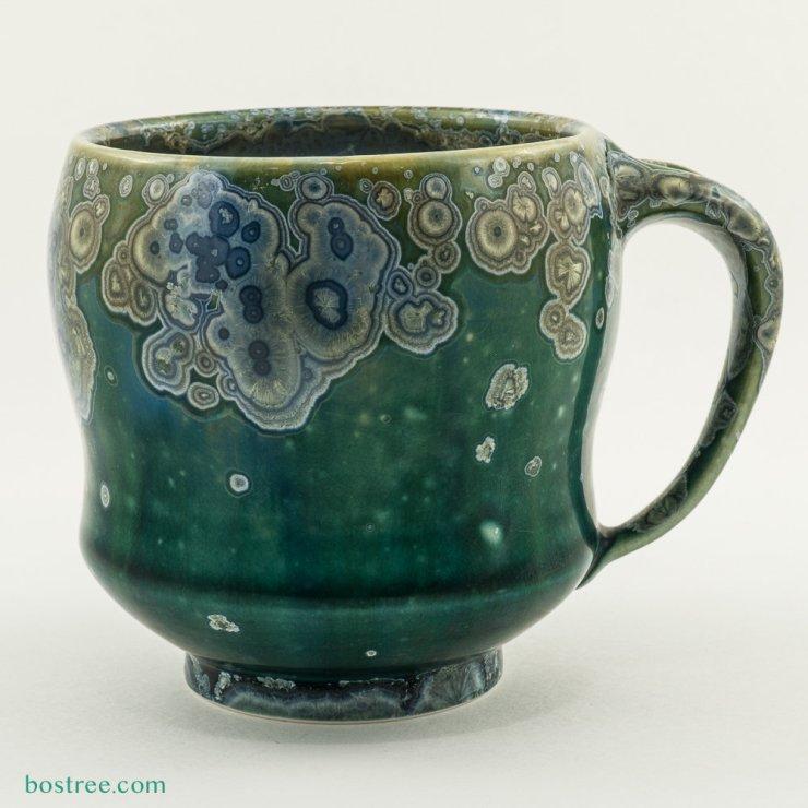Crystalline Glaze Mug by Andy Boswell #AB00548 AB00548