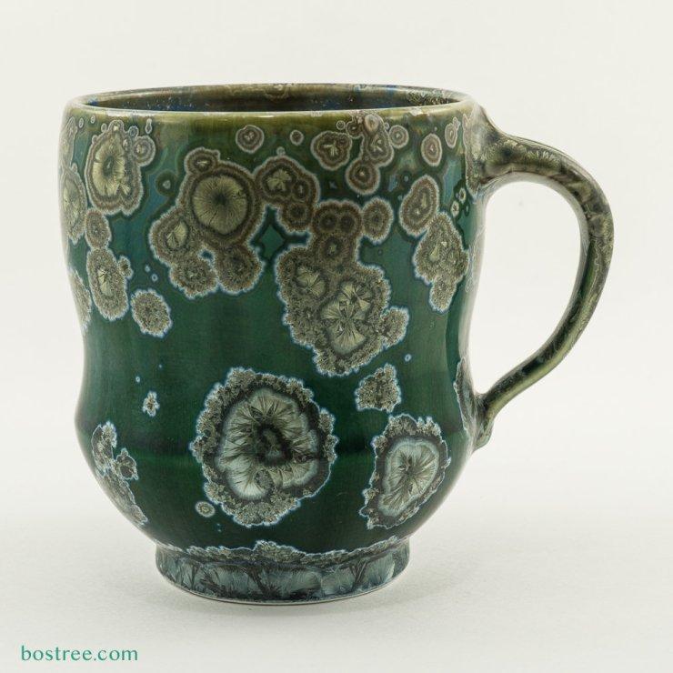 Crystalline Glaze Mug by Andy Boswell #AB00549 AB00549