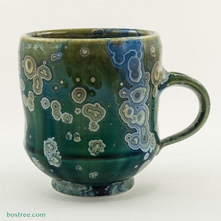 Crystalline Glaze Mug by Andy Boswell #AB00554 AB00554