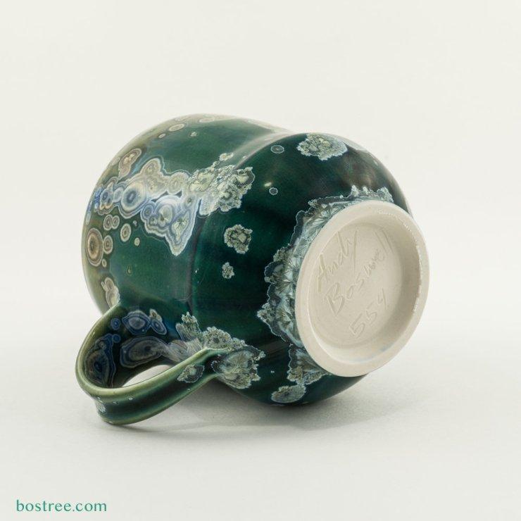 Crystalline Glaze Mug by Andy Boswell #AB00554
