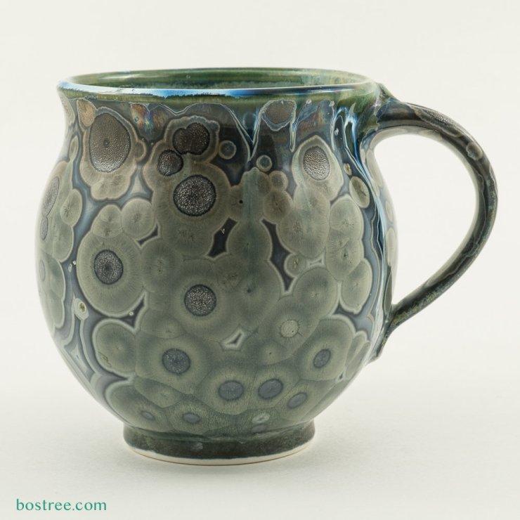 Crystalline Glaze Mug by Andy Boswell #AB00288