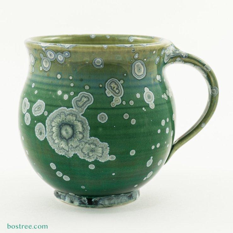 Crystalline Glaze Mug by Andy Boswell #AB00626 AB00626