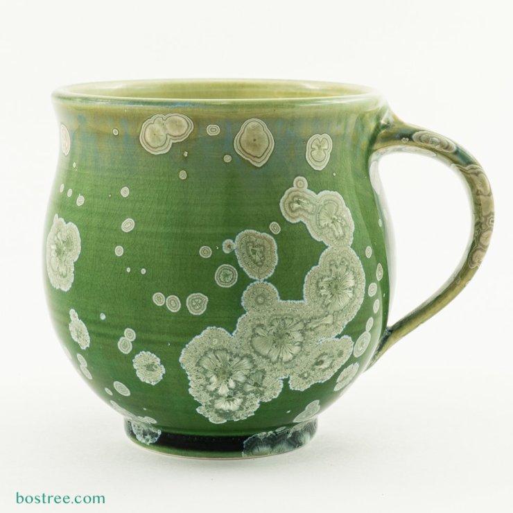 Crystalline Glaze Mug by Andy Boswell #AB00641