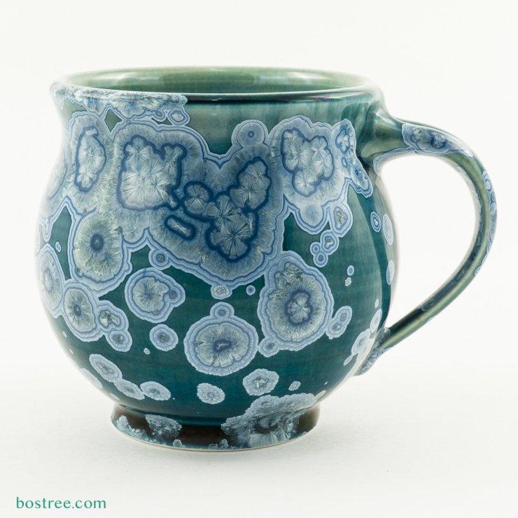 Crystalline Glaze Mug by Andy Boswell #AB00685 AB00685