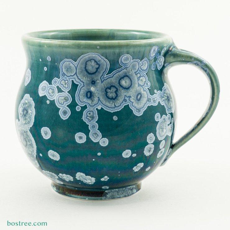 Crystalline Glaze Mug by Andy Boswell #AB00692 AB00692
