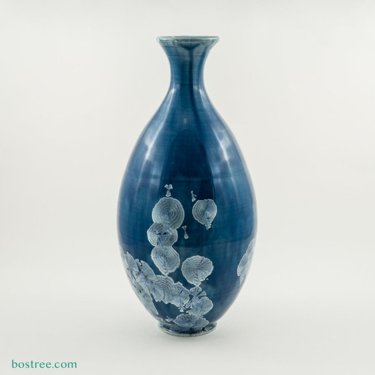 Crystalline Glaze Vase by Andy Boswell #ABV0011 ABV0011