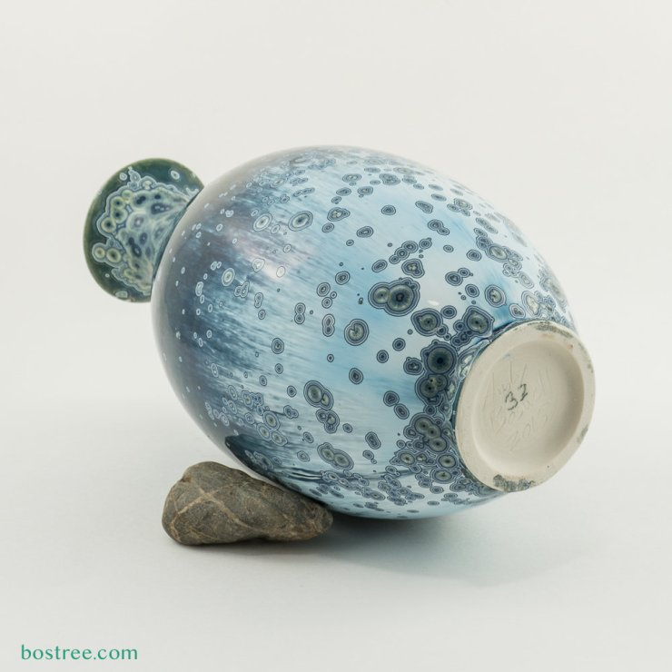 Crystalline Glaze Vase by Andy Boswell #ABV0032