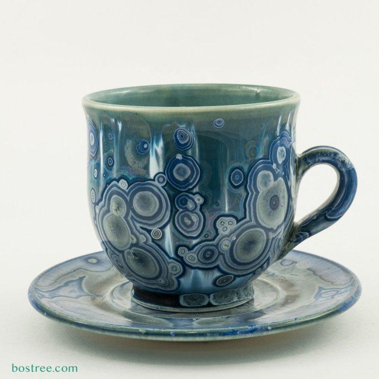 Crystalline Glaze Mug by Andy Boswell #ABCS006 ABCS006