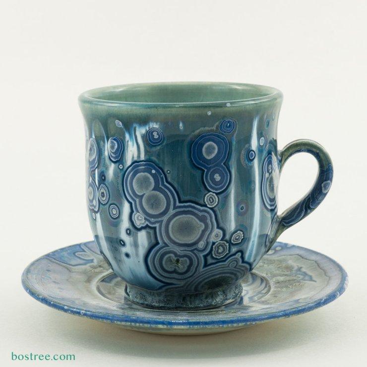 Crystalline Glaze Mug by Andy Boswell #ABCS012 ABCS012