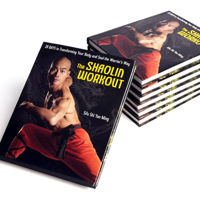 Libro The Shaolin Workout