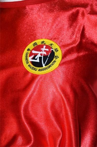 Uniforme Oficial de SanDa Rojo