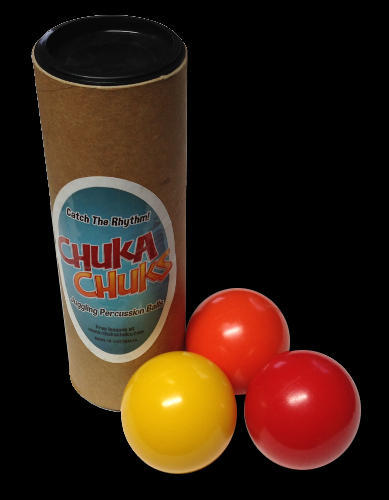 Chuka Chuks - Percussion Juggling Balls chuks