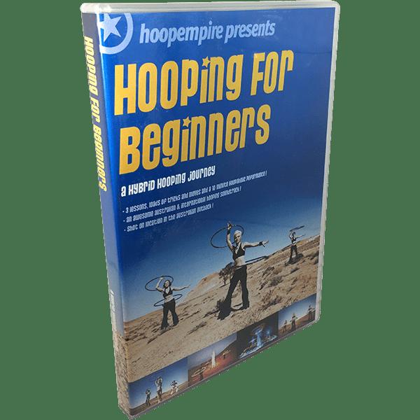 Hooping for Beginners DVD hoop4begdvd
