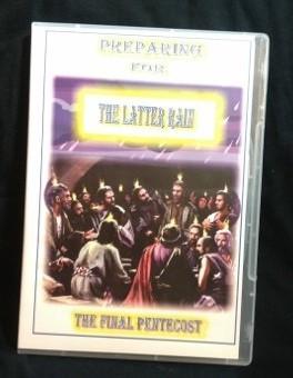Preparing For the Latter Rain [CD Set]