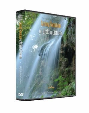 Living Fountain or Broken Cisterns