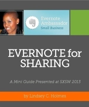 Evernote for Sharing