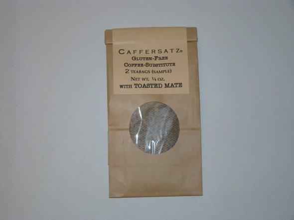 Caffersatz---Sample---2 tbags:  FREE + Shipping 463