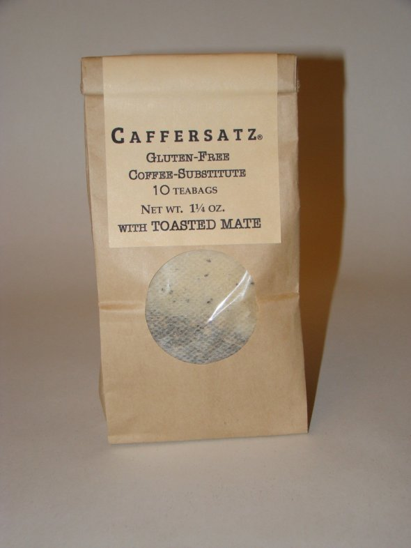 Caffersatz®-Pkg. of 10 teabags, front of pkg.