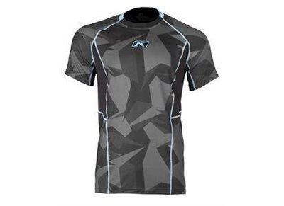 Klim Aggressor Cool 1.0 Kort Arm Camo