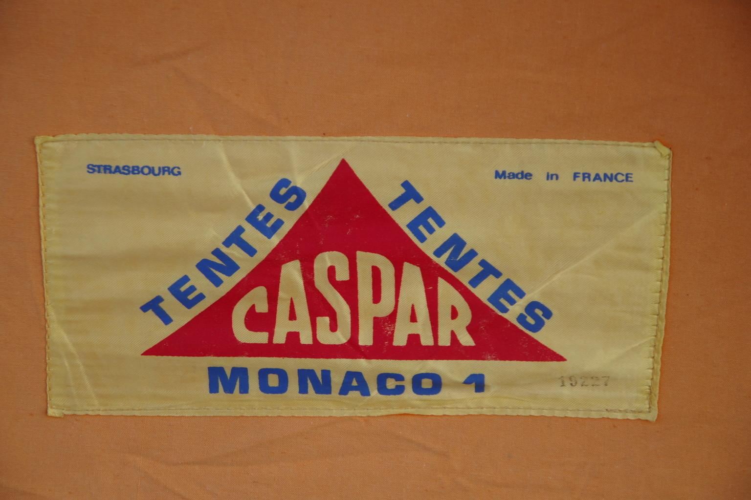 50's オールドCaspar モナコ4 横型ロッジ フランス製