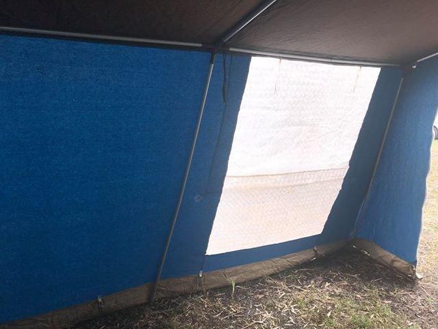 ラクレ リッツ 5 ブルー インナーカーテンなし RACLET RITZ5カーテンなし