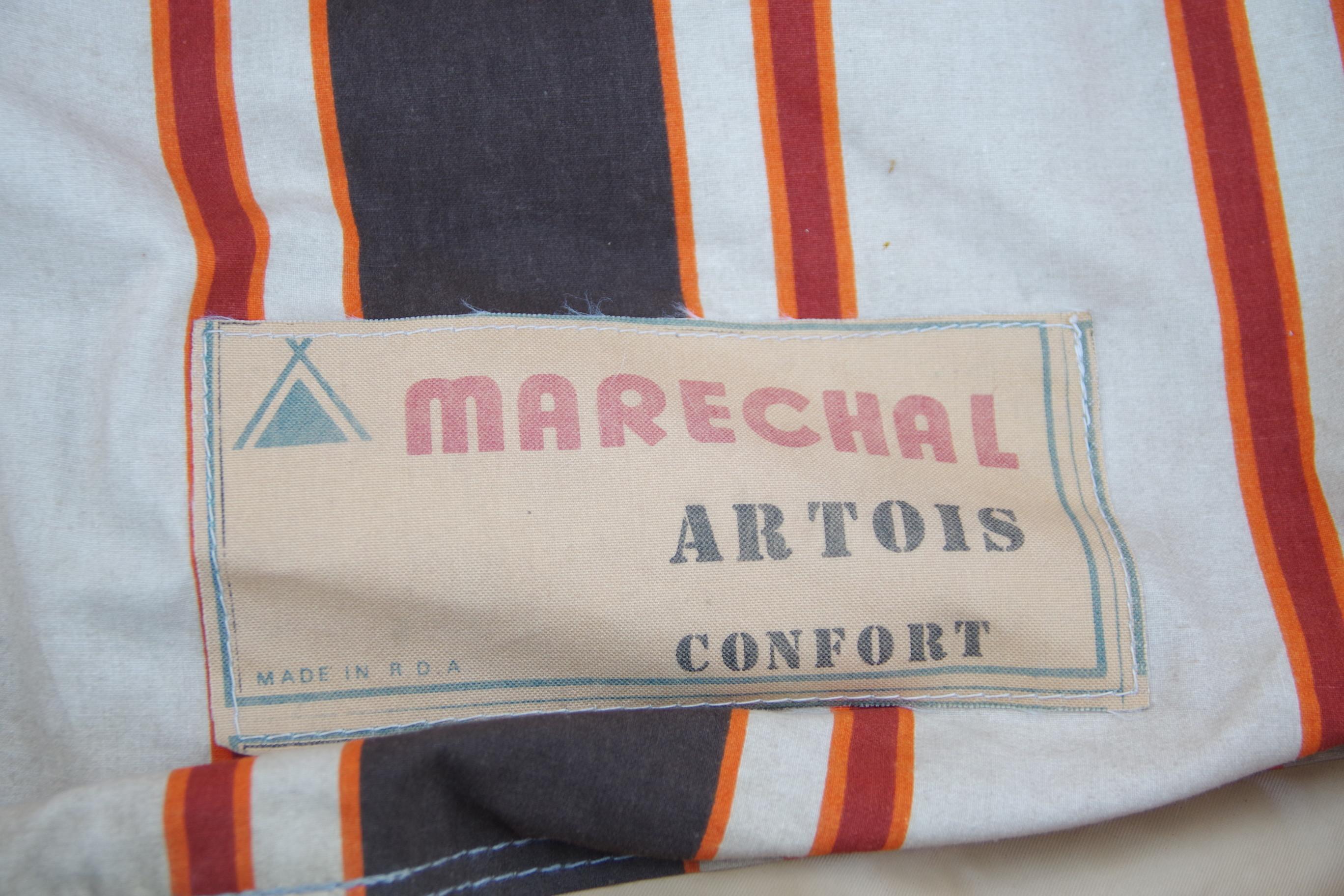 マルシャル MARECHAL アルトワコンフォール 3~4人用 美品