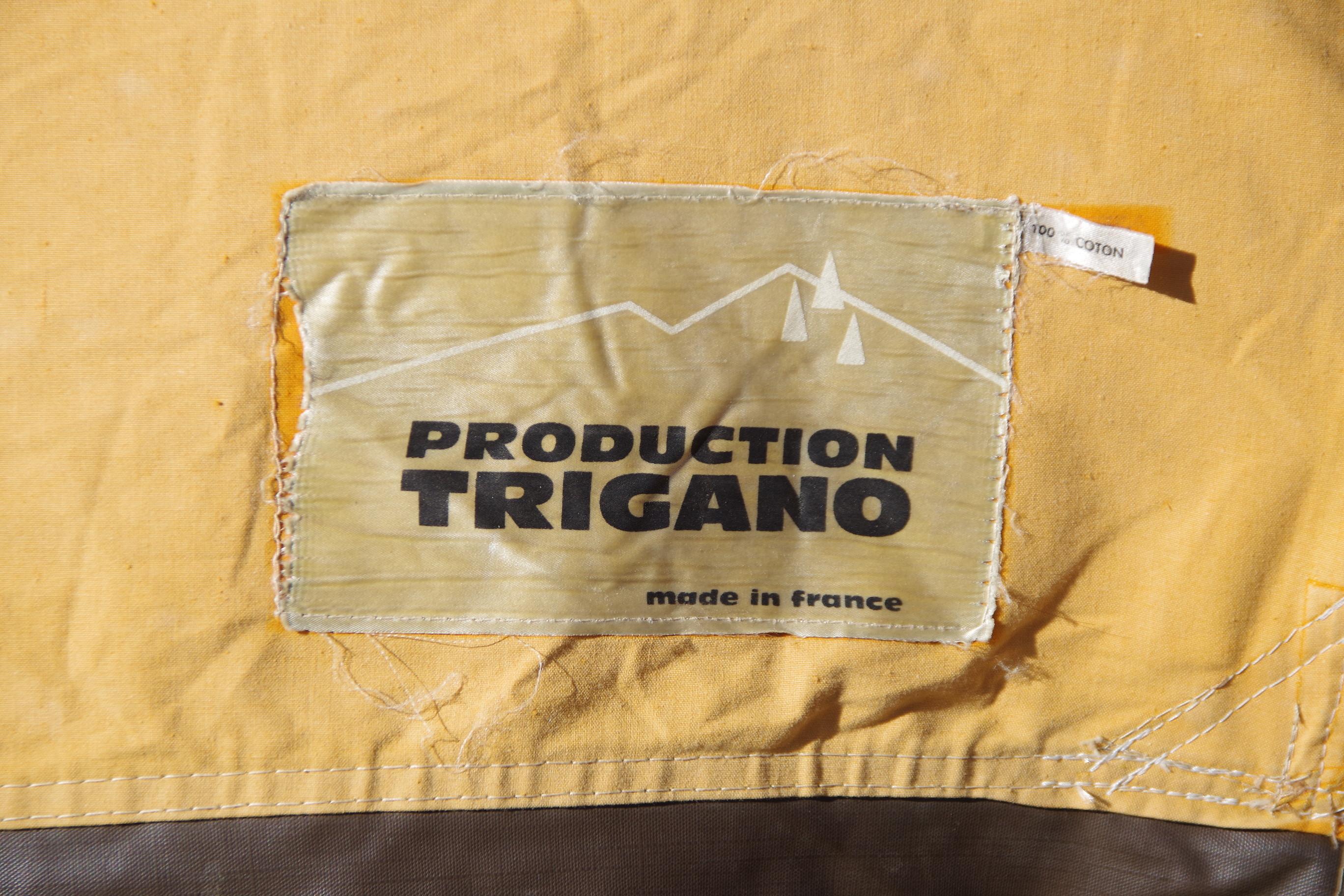 TRIGANO DUO 貴重なオールドトリガノロッジ