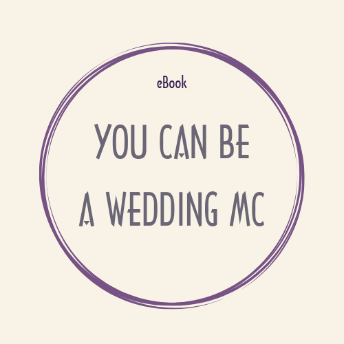 eBook pdf YOU CAN BE A WEDDING MC ebook pdf mc wedding ycbawmc usa
