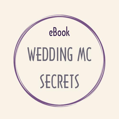 ebook PDF WEDDING MC SECRETS
