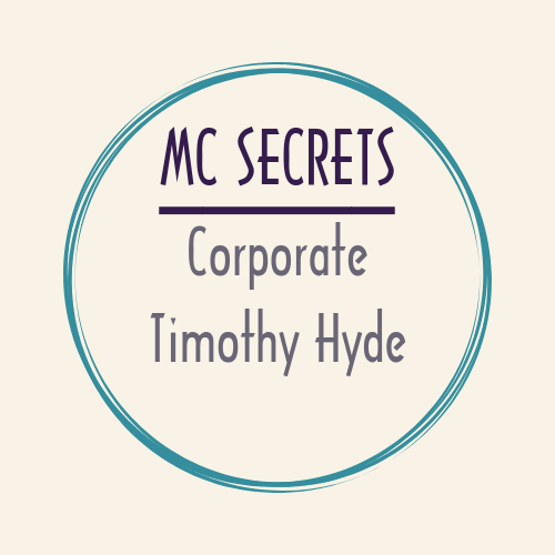 video MC SECRETS Timothy Hyde corporate video mcsecrets timhyde