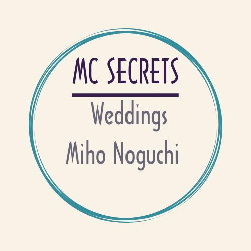 video interview Japanese MC video mcs miho wedding