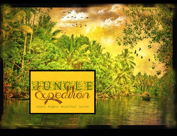 Jungle Expedition: where mighty musicians survive 201516