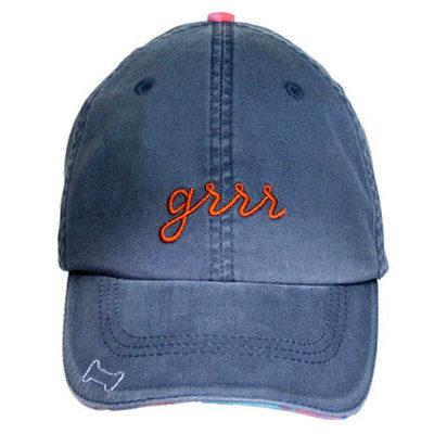 Grrr Cap – Light Navy