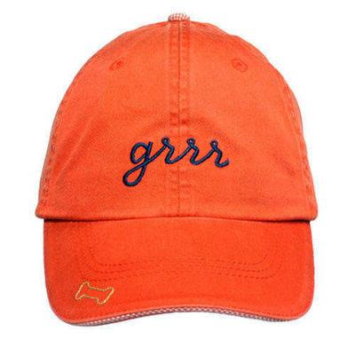 Grrr Cap – Orange