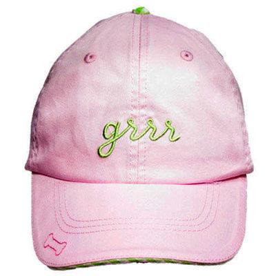 Grrr Cap - Pink