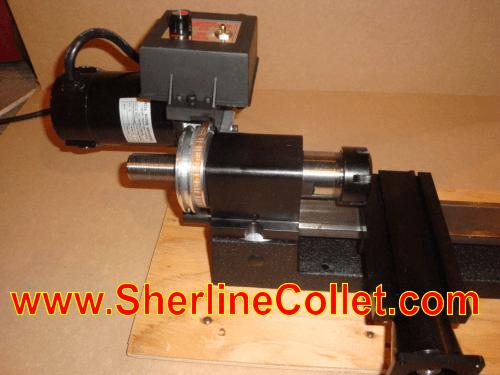 Sherline Taig Spindle ER32 Headstock Upgrade