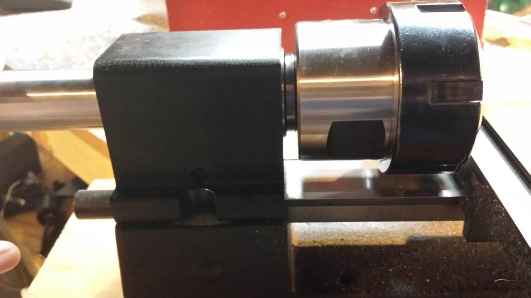 Sherline Spindle Upgrade ER50 Collet Headstock S-ER50
