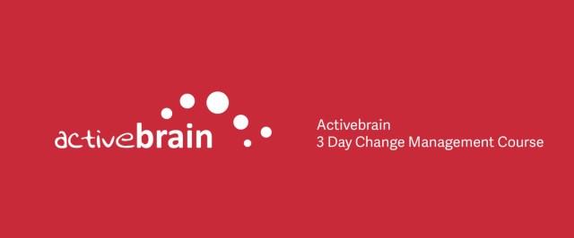 Activebrain : Change Management (3 Days)