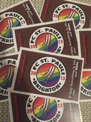 10 x Deckchair Sticker Pack - Individual 85x55mm