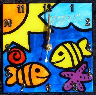 Fish / Sun