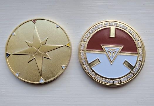 Pokegress Coin PC001