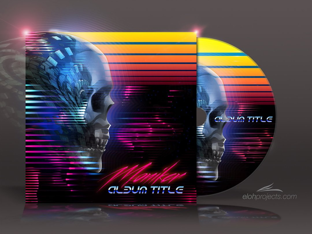 Synthwave Example