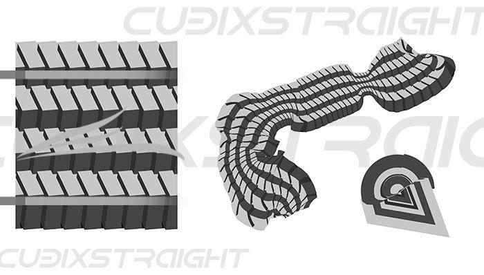 Cubix Straight