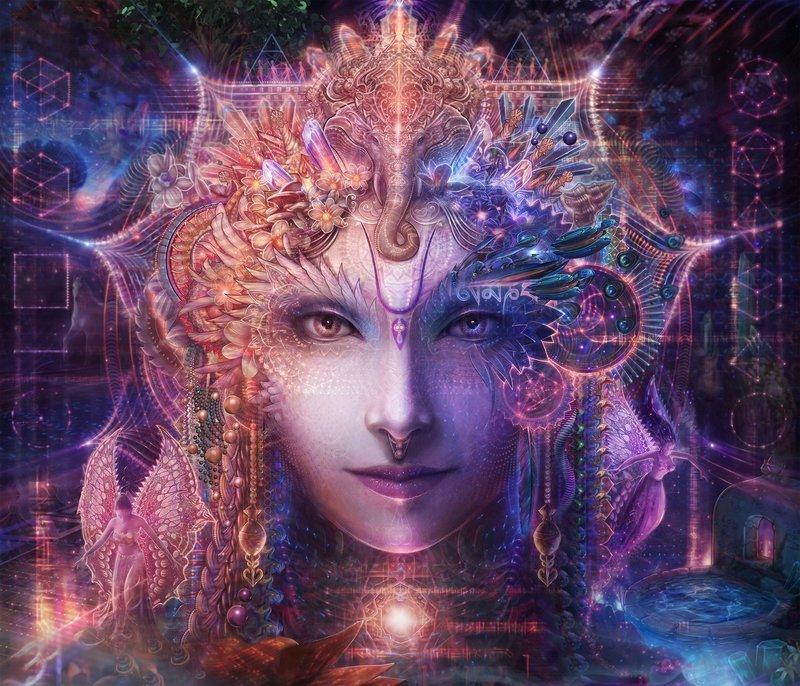 Divine Grace- Limited Edition Canvas Prints