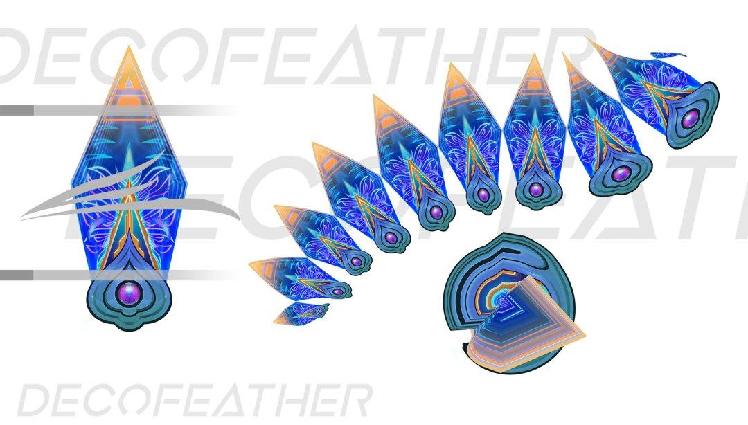 Deco Feather