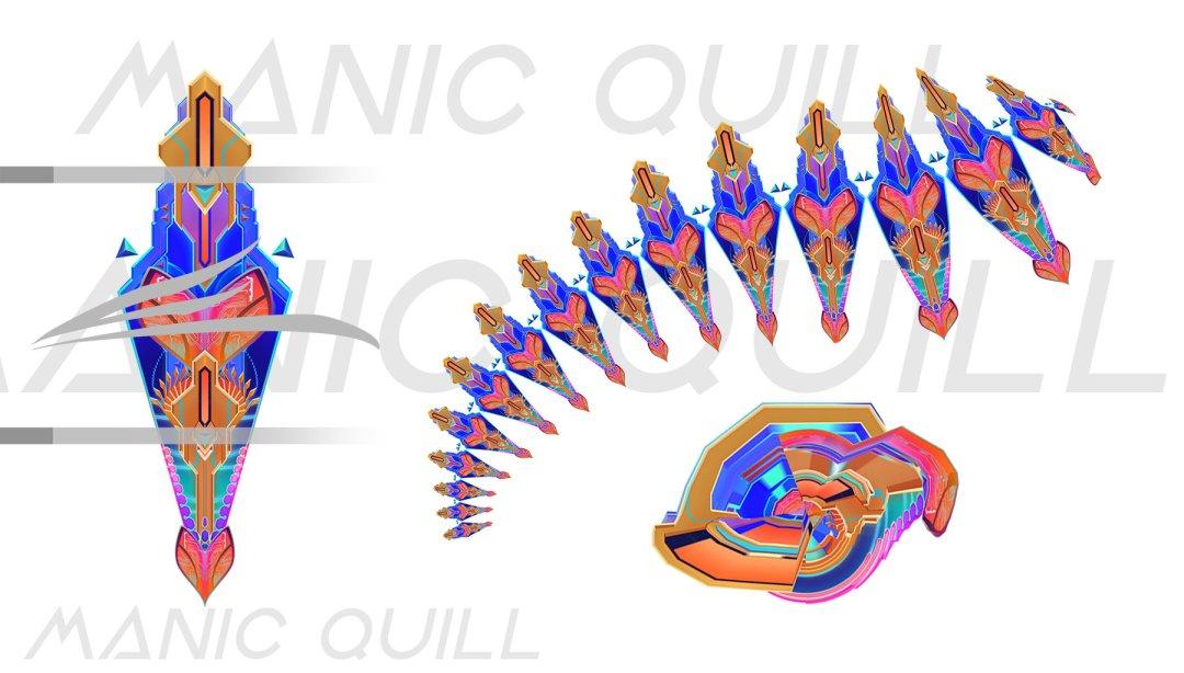 Manic Quill