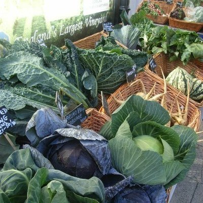 Large veg box - for delivery 2nd April